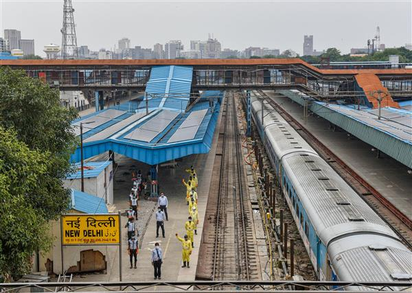 Indian Railways proposes policy to lease, sell coaches to private parties