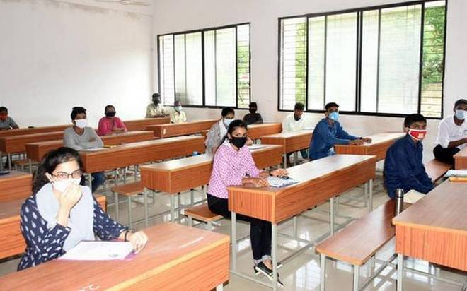 JEE-Main result: 44 candidates score 100 percentile, 18 share top rank