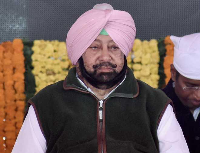 Chief Minister Capt Amarinder Singh launches job-oriented scheme