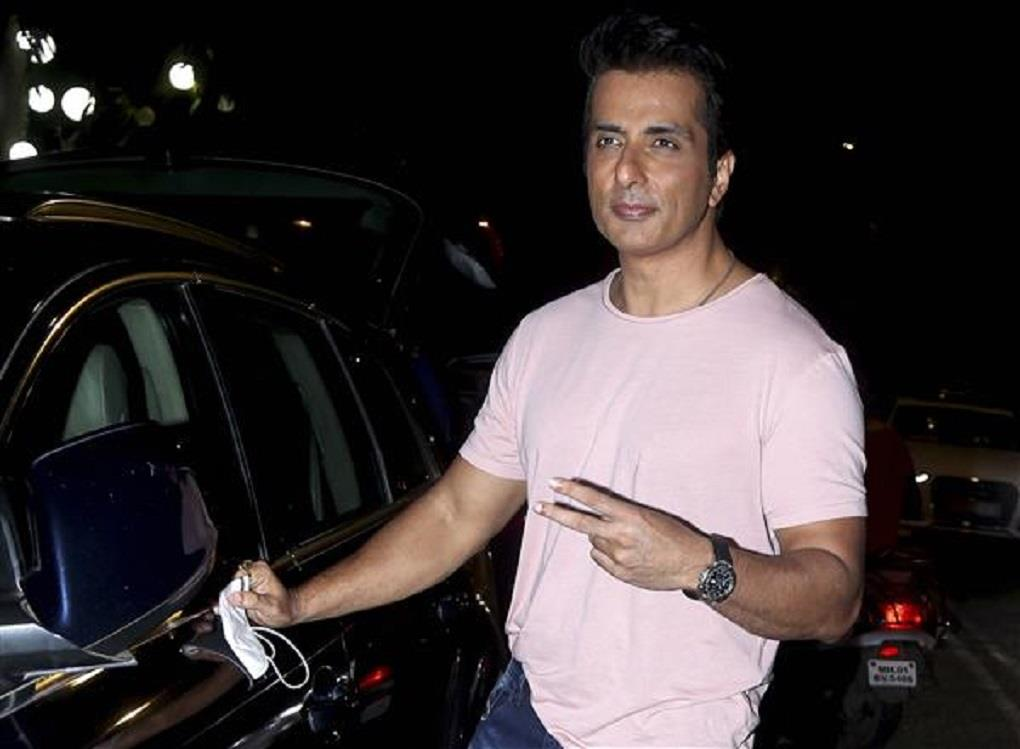Income Tax sleuths 'survey' 6 premises linked to Bollywood star Sonu Sood: Officials