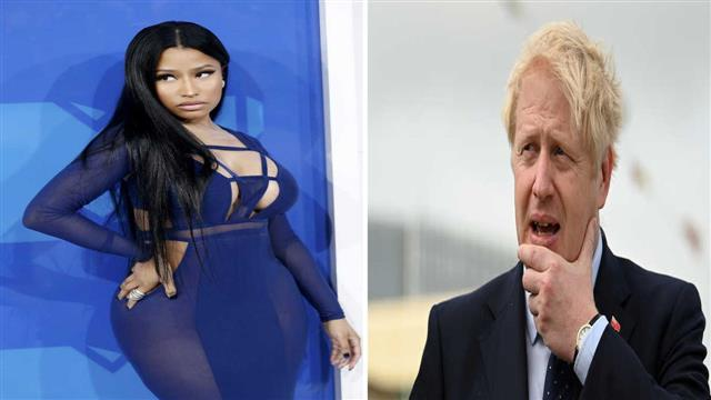 Rapper Nicki Minaj says cousin's friend became impotent after Covid shot, then tweets a nasty voice message to prime minister; here is the full story