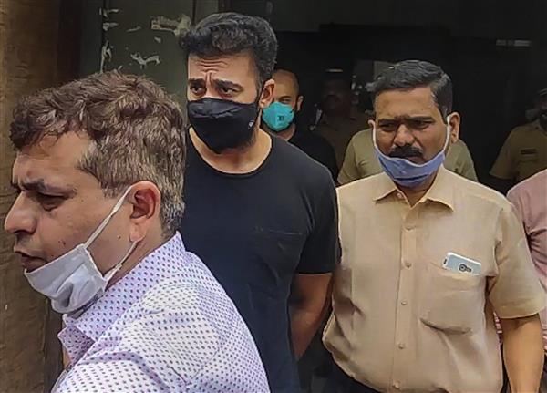 Police file charge-sheet against Raj Kundra in porn case