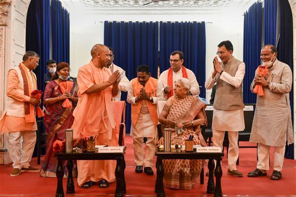 Jitin Prasada among 7 new faces in Yogi Cabinet