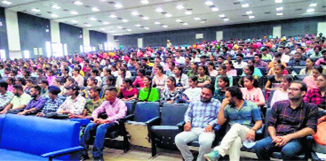 Punjabi University organises interactive session for freshers