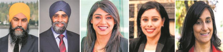 16 Punjabis win Canada poll; Jagmeet Singh with 27 seats to play kingmaker