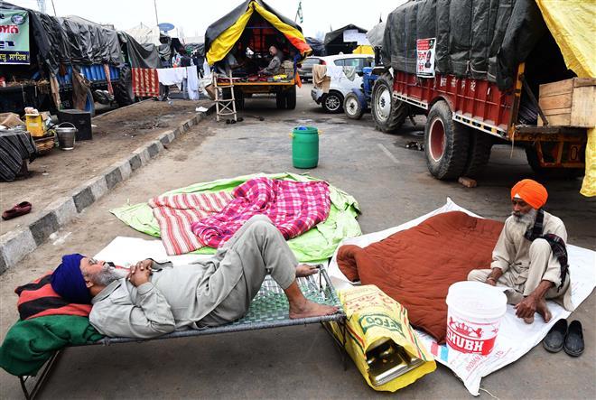 Kundli-Singhu blockade: Haryana forms panel to talk to farmers following SC orders