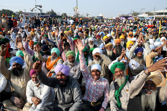 Political twist by farmers to my appeal to call off protests in Punjab is unfortunate: Capt Amarinder