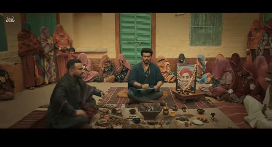 Saif, Arjun enthrall with perfect comic timing