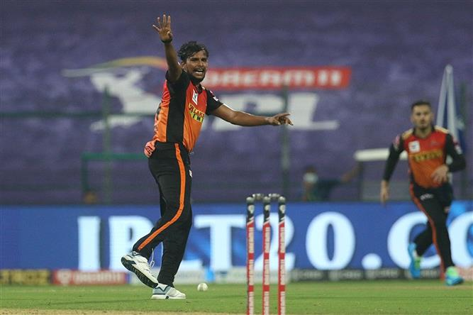 IPL: SRH's India player T Natarajan tests Covid positive; match against DC to go ahead as scheduled