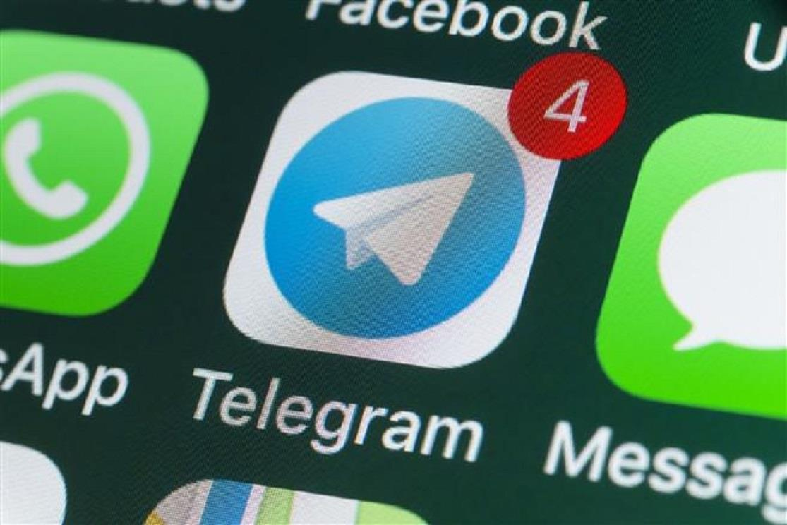 Telegram launches live stream feature with version 8.0 update