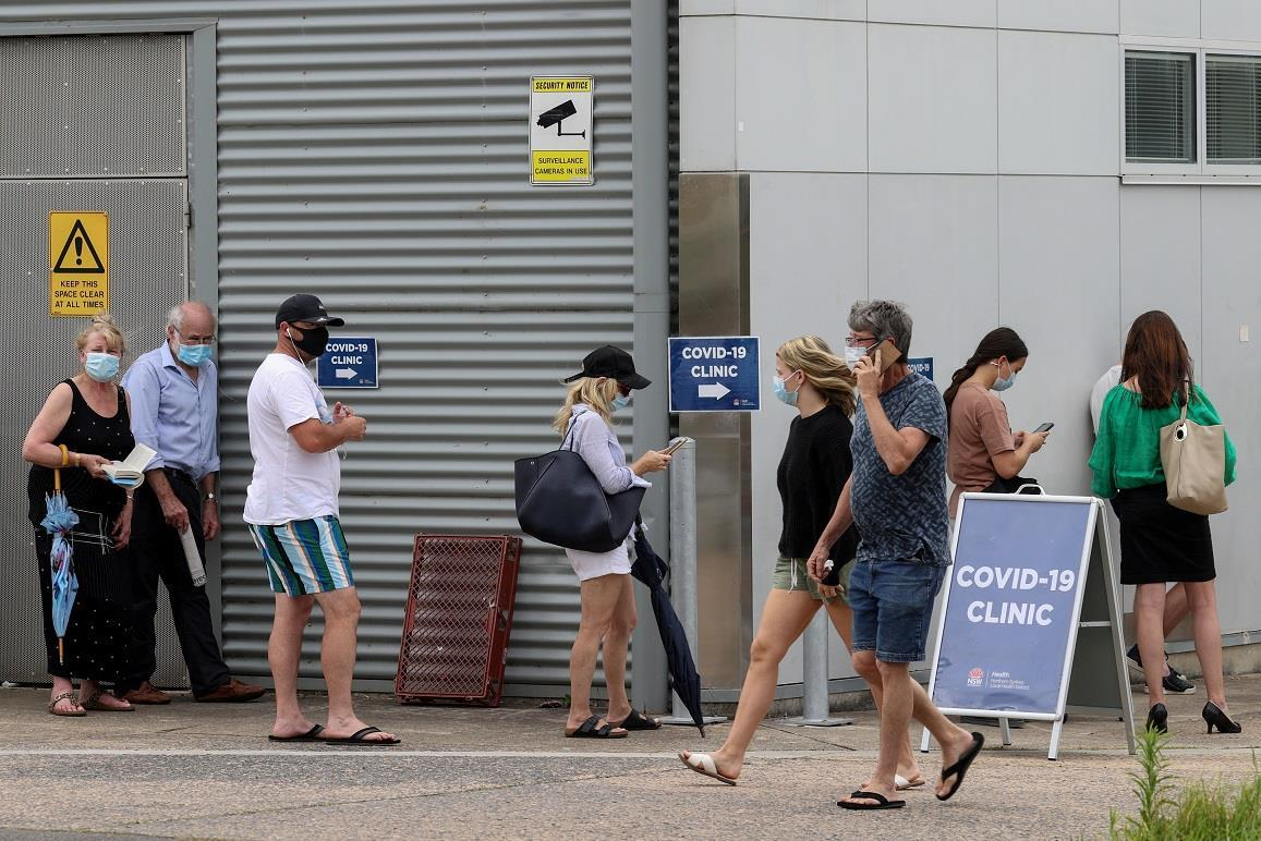 Australia's New South Wales to begin easing out of lockdown