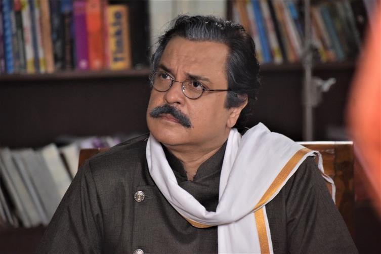 Mahesh Thakur enters Mere Sai