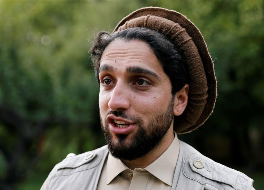 First speech of Ahmad Massoud after Taliban claim victory in Panjshir