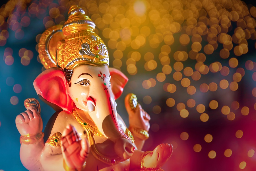 Chemistry lab-made 'alum Ganesha' creates eco-friendly ripples