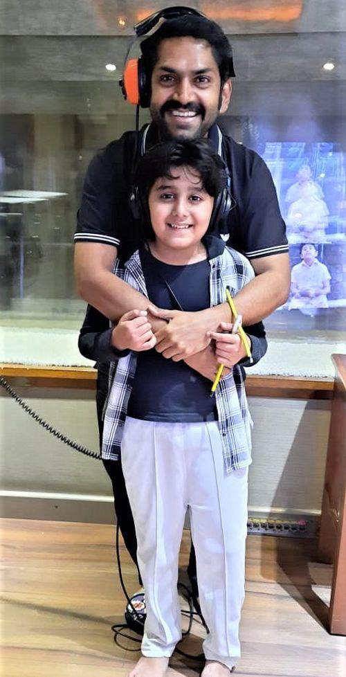 Yagya Bhasin, Sharib Hashmi to play son and father in Bishwa