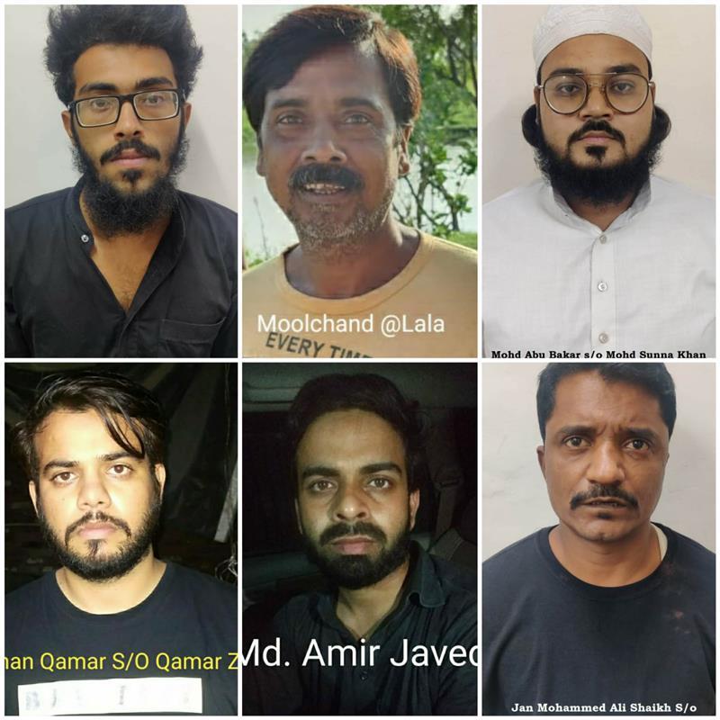 Delhi Police bust Pak-organised terror module linked to gangster Dawood, arrest 6 terrorists