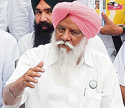 Keep farmers' stir above politics: Akalis to Balbir Singh Rajewal