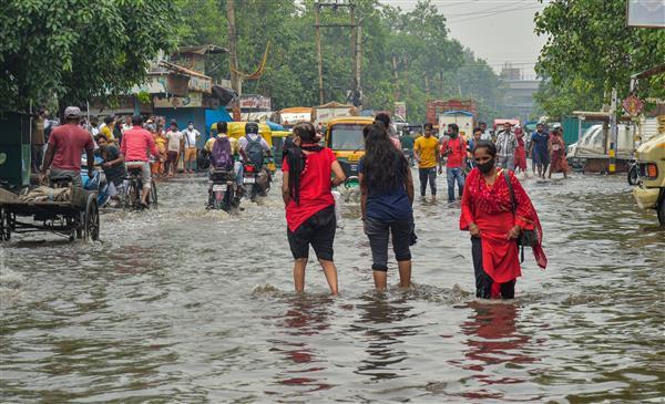 Delayed monsoon yields highest rainfall in Delhi in 11 years