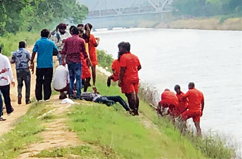 2 ETT-qualified youths  jump into Bhakra Canal in Patiala