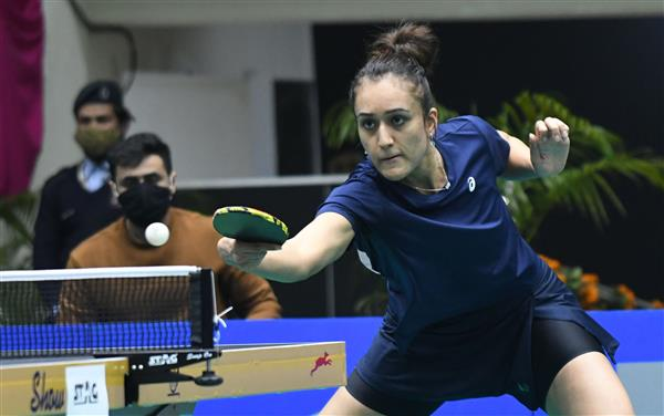 Star paddler Manika Batra left out of India squad for Asian TT Championships