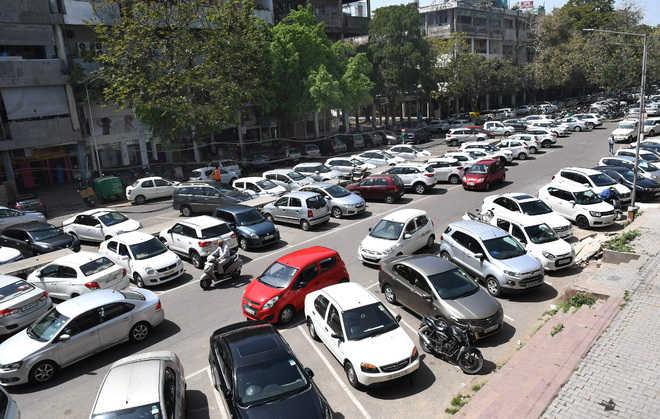 Chandigarh MC House meet: Congress stages walkout over 'smart' parking