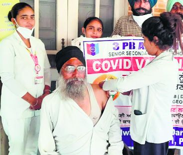 Vaccination picking pace, over 11 lakh inoculated in Patiala district till now