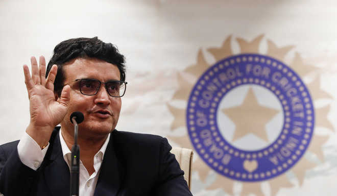 We want rescheduled Test to be 'fifth' of series and not one off: Sourav Ganguly