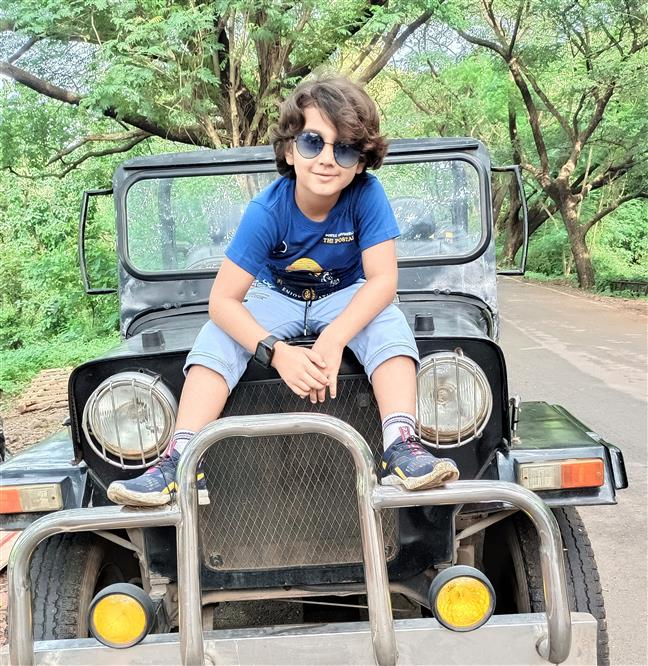 Nirbhay Thakur is winning hearts with Ziddi Dil Maane Na
