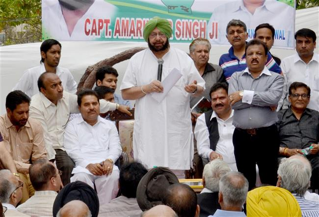 Capt Amarinder: The man who put Cong back on saddle in Punjab