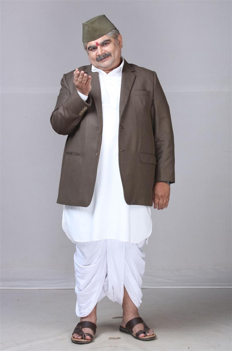 Deven Bhojani is excited to play the character of Anna in Wagle Ki Duniya
