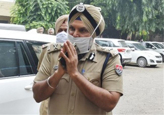 Police commissioners of Ludhiana, Jalandhar and Amritsar changed