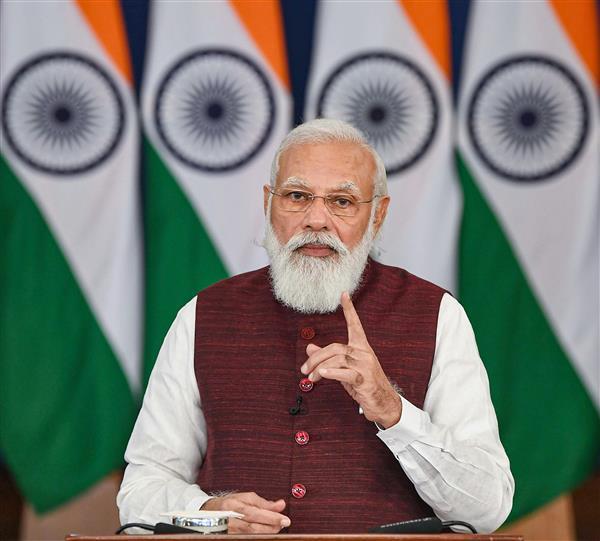 PM Modi to virtually address SCO summit on Sept 17