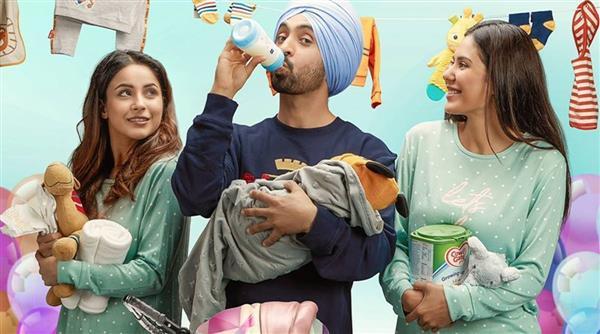 Trailer for 'Honsla Rakh' starring Diljit Dosanjh, Shehnaaz Gill and Sonam Bajwa out now