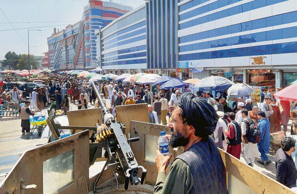 Trust deficit in Taliban