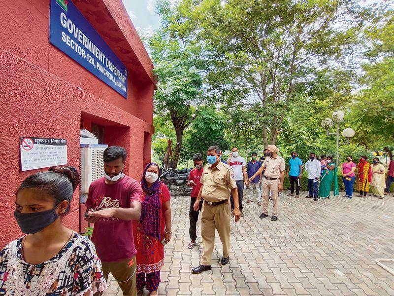 3-day vaccination drive begins in Panchkula