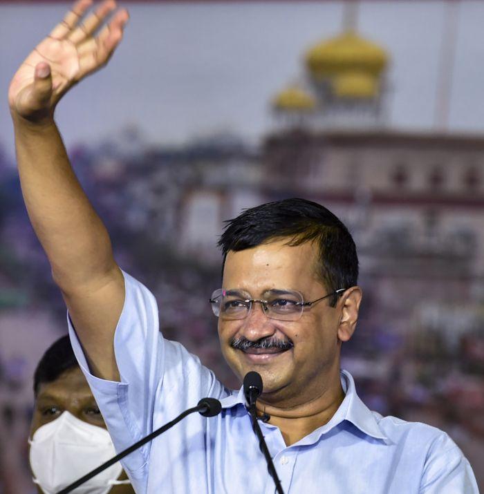 Kejriwal elected AAP convener for third time