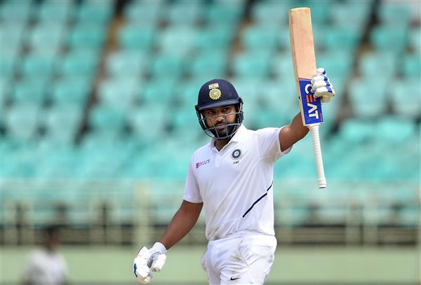 Rohit overtakes Kohli as best-ranked Indian batsman at No. 5 in ICC Test Player Rankings