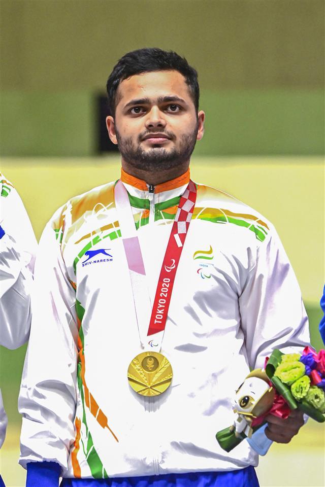 Tokyo Paralympics: Haryana announces Rs 6 cr for Manish Narwal, Rs 4 cr for  Singhraj Adhana