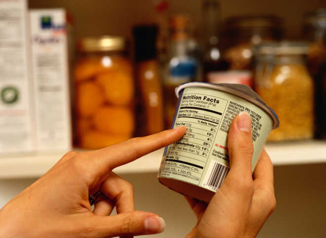 Fast-track food labelling