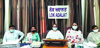 Over 1K cases disposed of in National Lok Adalat