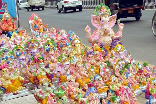 No public celebration of Ganesh Chaturthi festival in Delhi