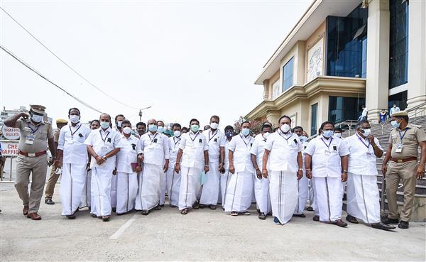 Tamil Nadu Assembly passes Bill seeking exemption from NEET