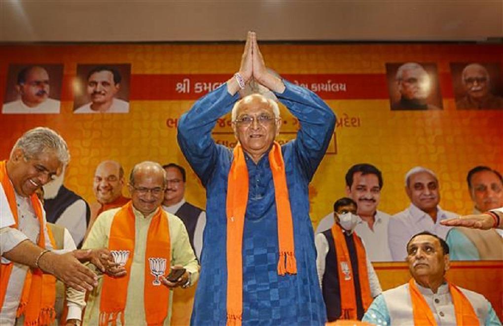 BJP's CM stratagems
