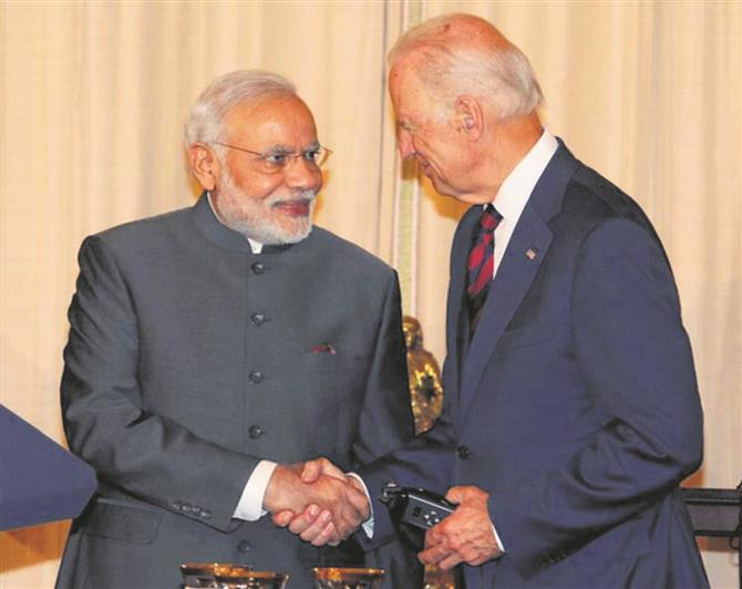 Modi-Biden bilateral on Sept 24 to focus on Afghan crisis, terror, trade