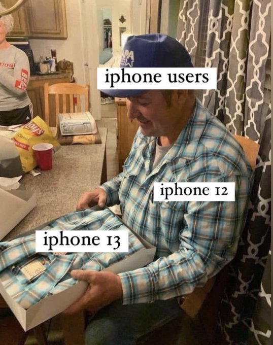 Twitter trying to find difference between iPhone 13 and iPhone 12 as Apple announces launch