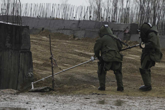 4 bombs defused in Poonch