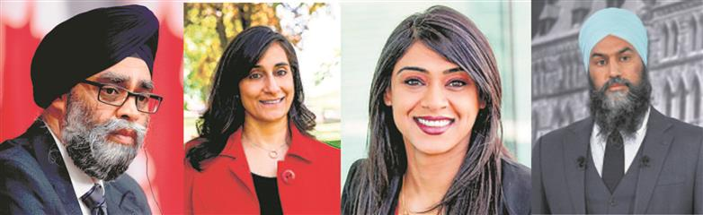 47 Punjab-origin candidates in fray for Canada polls