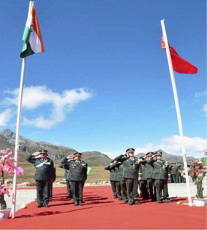 Don't shift goalposts, confuse border management with resolving boundary question: Indian envoy to China