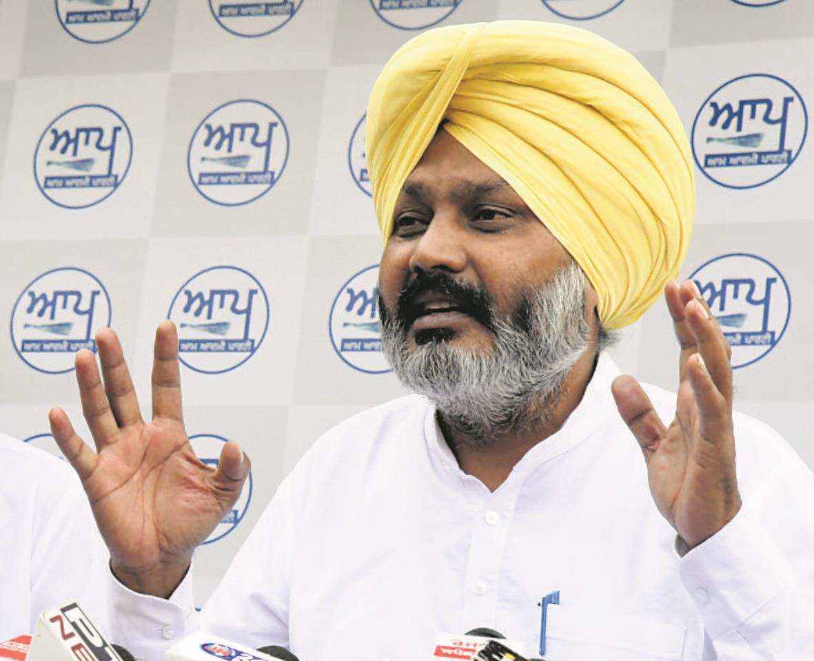 AAP objects to Capt Amarinder Singh's outreach programme