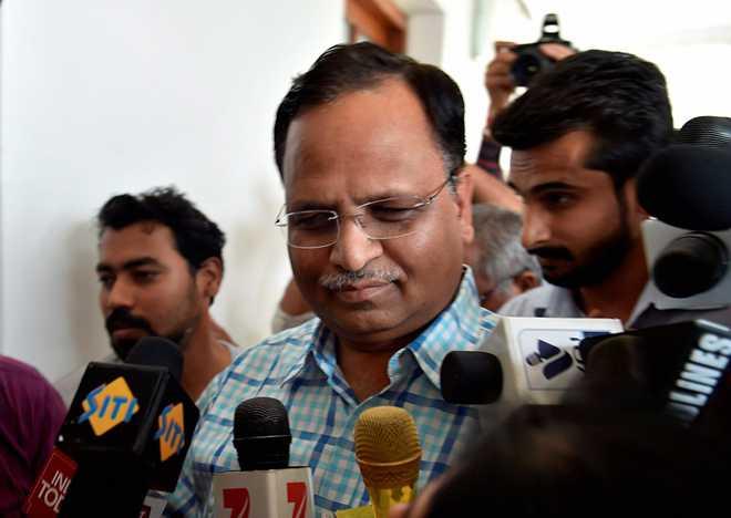 Centre did politics over oxygen crisis in Delhi, tried to hide deaths, alleges Satyendar Jain
